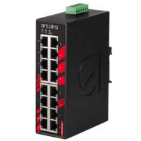 Latest Ethernet Switches from Antaira Come in IP30 Rated Metal Casing Design