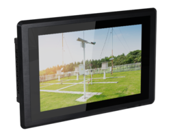 New PL-50060 Touch Panel PC Comes with IP65 Front Panel Protection