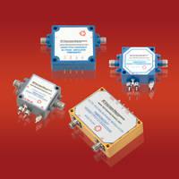 New Bi-Phase Modulators with Maximum Peak RF Input Power of 0.5 W