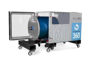 New Decontamination System Comes with Turning Drum