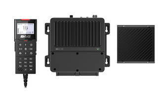 New V100 and V100-B VHF Radios with 60-sec Audio Rewind Feature