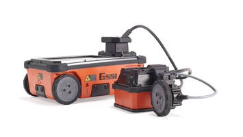 GSSI's StructureScan Mini XT GPR Kit Provides Real Time Determination of Concrete Slab Thickness