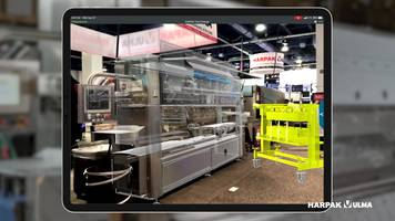 Harpak-ULMA Brings Augmented Reality to its Packaging Platforms