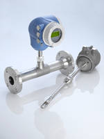 New Thermal Mass Flowmeters Measures Pure Gases and Gas Mixtures