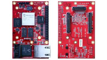 New PolarBerry SoM Features 40 Pin Raspberry Pi Interface