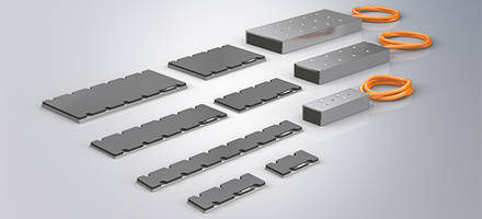 New AL8000 Linear Motors Available in 50, 80 and 130 mm Widths Option
