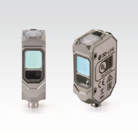 New CMOS Photoelectric Sensors Feature Bright White OLED Display