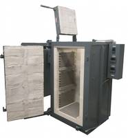 Lucifer Furnaces Builds Top Loading Furnace for Medical Equipment Manufacturer