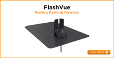 New Flush Mount Attachment is Fully Waterproof and Simple to Install