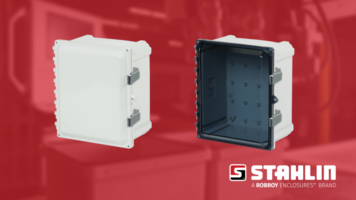New 316 Stainless Steel Latch Features High Tensile and Impact Strength