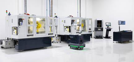Latest Integrated Manufacturing System Comes with AutoMarkX Software