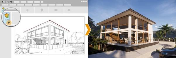 Latest Virtual Reality Software Supports Vectorworks 3D Modeling