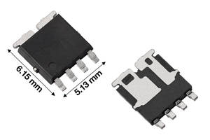 New SQJ264EP 60 V MOSFET is UIS-Tested and RoHS-Compliant
