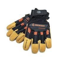 New Heavy Impact Work Gloves Feature EVA Foam Palm Padding