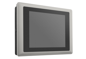 New Crystal Panel PC Comes with Waterproof and Dustproof IP65 Front Panel