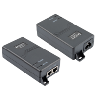 New POE10GA-Series PoE Midspans Feature Shielded RJ45 Ports