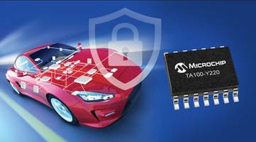 New CryptoAutomotive Security IC Available in 8 and 14-pin SOIC Packages