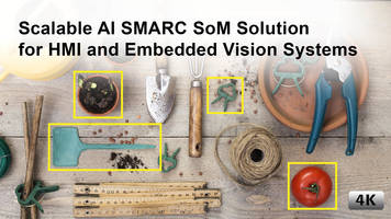 New AI SMARC SoM Board Features ISL1208 Low-power Real Time Clock