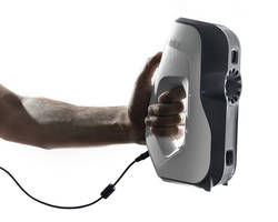 Latest Artec 3D Handheld Scanners Can Capture Fine Edges in High Definition