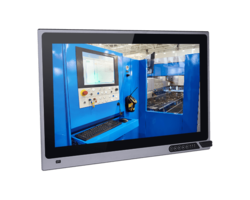 New PL-50180 Industrial Panel PC is IP65 Rated
