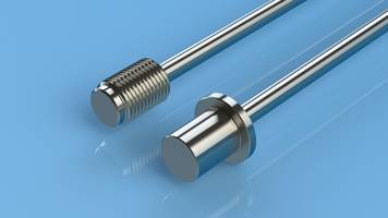 New Non-Contact Displacement Sensors with RMS Resolution Down to 1 micron