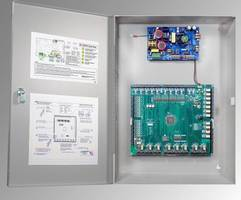 New Interlock Controller Paired with 4, 6 or 10 Amp UL 294 Power Supply