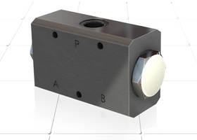 New Hydraulic Flow Divider-combiner Valve Features Robust SG Iron Body