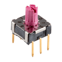New DIP Switches are IP67 Rated and RoHS Compliant