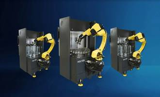 New Portfolio of CNC Loading Robots with 26.45 lbs Payload