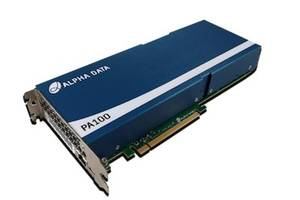 New ADM-PA100 Board Features Xilinx Adaptive Compute Acceleration Platform