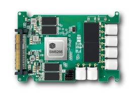 New SSD Controller Supports up to 16 TB of Physical NAND Capacity