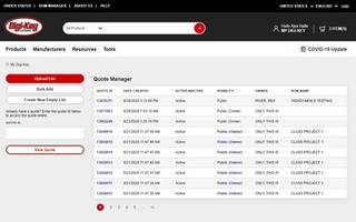 New Quote Manager Tool Secures Pricing for 30 Days on Every Item in The Quote