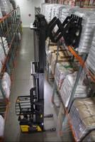 New Narrow Aisle Reach Truck Available in 3,000 to 4,500-pound Load Capacities