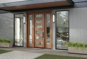 New Wood Entry Door Systems are Engineered with Exterior-Grade MDF