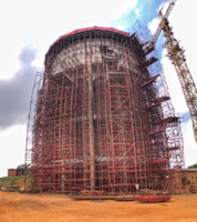 Penetron Reaches New Heights with South African Water Tower