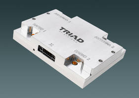 Latest Bi-Directional Amplifier Uses LDMOS Transistor Technology