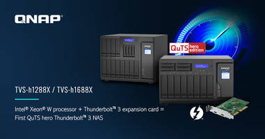 New TVS-h1288X/TVS-h1688X ZFS NAS Powered by ZFS-based QuTS Hero