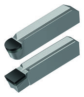Latest CBN Grooving Inserts are Ideal for Machining ISO-H and ISO-S Materials