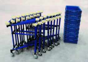 Latest Carts from Creform are Designed to Hold up to 125 lb