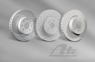 New ATE Disc Brake Rotors Built from High Quality OE Materials