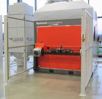 New Bystronic Robotic Welding Cells with 2-station Work Piece Positioner