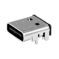 Latest USB Type C Receptacle is Housed in Surface Mount Package