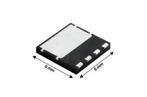 New Fast Body Diode MOSFET Offered in PowerPAK 8x8 Package