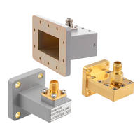 New Adapters with Right-angle and End-launch Coaxial Connector Options