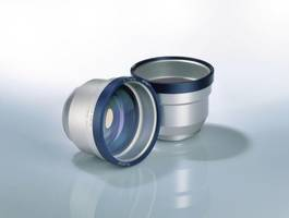 New F-theta Lens Available with Focal Length of 160 mm