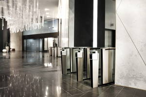 Sydney€'s Dexus Gateway Building Combines Boon Edam Turnstiles with Three Technologies for Ultimate Physical Security Solution