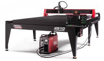 New CNC Plasma Cutting Machine with FlexCut Plasma Cutters