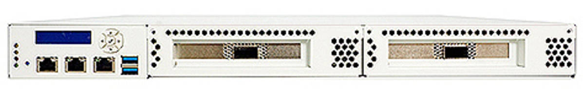New PL-8204B Networking Server Supports Two 2.5 in. SATA HDDs/SSDs