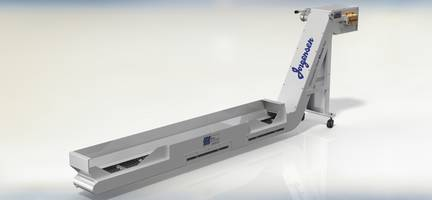 New Conveyor and Filtration System Comes with CleanCleat Technology