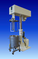 New Dual-Shaft Mixer with High Shear Rotor/Stator